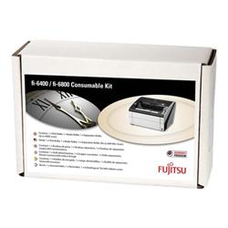 Fujitsu - Kit materiali di consumo fi-6400