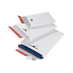 Busta Colompac - Cp 012 - busta postale - 265 x 350 mm - estremità aperta - bianco cp012.05