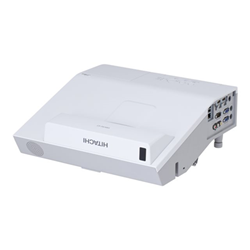 Vidéoprojecteur Hitachi CP-TW3005 - Projecteur LCD - 3300 ANSI lumens - WXGA (1280 x 800) - 16:10 - HD 720p - LAN