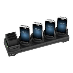 Caricabatteria Zebra - 5slot charge only cradle w/spare battery charger crd-tc51-5sc4b-01