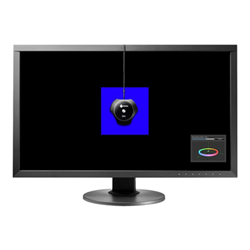 "Écran LED EIZO ColorEdge CS2730 - Écran LED - 27"" - 2560 x 1440 - IPS - 350 cd/m² - 1000:1 - 10 ms - HDMI, DVI-D, DisplayPort - noir"