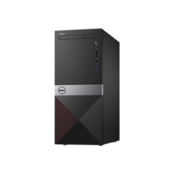 PC Desktop Dell Technologies - Dell vostro 3670 - mt - core i5 8400 2.8 ghz - 4 gb - 1 tb ct8gm
