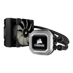 Ventola Corsair - Hydro series h75 liquid cpu cooler sistema di raffreddamento a liquido del proc
