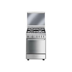 Cucina a gas Smeg - Cx51sv