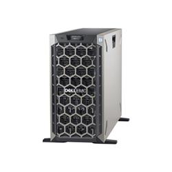 Server Dell Technologies - Dell emc poweredge t640 - tower - xeon bronze 3106 1.7 ghz - 16 gb d24xr