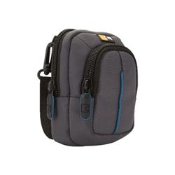 Case Logic - Compact camera case with storage dcb-302 - custodia per fotocamera dcb302gy