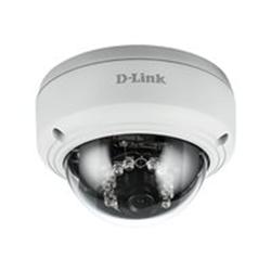 Telecamera per videosorveglianza D-Link - Vigilance full hd outdoor vandal-proof poe dome camera 2mpix