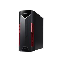 PC Desktop Acer - Nitro 50 n50-600 - tower - core i7 8700 3.2 ghz - 16 gb - 1.256 tb dg.e0met.017