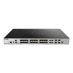 Switch Dgs 3630-28tc - switch - 28 porte - gestito - montabile su rack dgs-3630-28tc/si