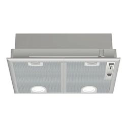 Cappa Bosch - DHL545S Gruppo filtrante 53 cm 490 m3/h Argento platino