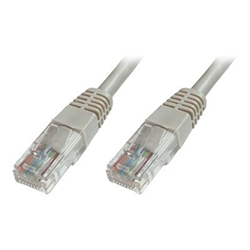 Cavo rete, MP3 e fotocamere ITB Solution - Cat5e u-utp pat.cable 05m grey
