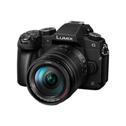 Fotocamera Panasonic - Lumix g80 + 14-140 mm