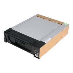 """Startech - Startech.com cassetto rack portatile per disco rigido sata da 5,25"""", robusto, i"""