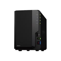 Nas Synology - Disk station - server nas - 0 gb ds218