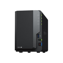 Nas Synology - Disk station - server nas - 0 gb ds218+