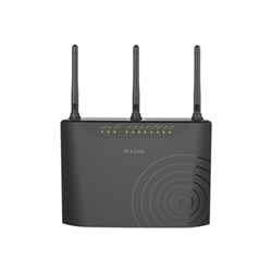 Router D-Link - Router wireless - modem dsl - 802.11a/b/g/n/ac - desktop dsl-3682