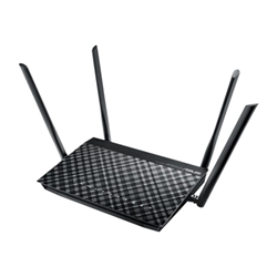 Router Asus - Dsl-ac55u - router wireless - modem dsl - 802.11a/b/g/n/ac 90ig02b0-bm3110