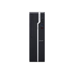 PC Desktop Acer - Veriton x2 vx2660g - sff - core i3 8100 3.6 ghz - 4 gb - 256 gb dt.vqwet.043