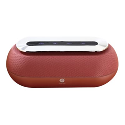Speaker Wireless Bluetooth Conceptronic - DUNKAN 01 Red