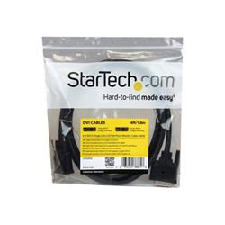 Cavo DVI Startech.com cavo dvi d single link 1,8 m m/m cavo dvi 1.8 m dvimm6