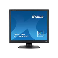 "Monitor LED IIYAMA - Prolite - monitor a led - 19"" e1980sd-b1"