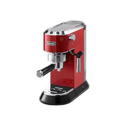 Macchina da caffè De Longhi - Dedica ec680.r rossa