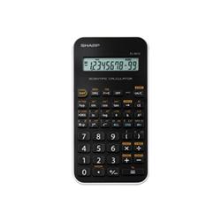 Calcolatrice Sharp - El501xbwh 131 funzioni  bianca