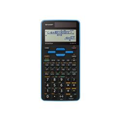 Calcolatrice Sharp - 422 funzioni writeview 16cifre blu
