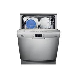 Lave-vaisselle Electrolux ESF7530ROX - Lave-vaisselle - pose libre - largeur : 60 cm - profondeur : 61 cm - hauteur : 85 cm - inox