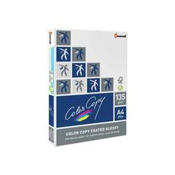 Carta Mondi - Color copy - carta - lucido - 250 fogli - a4 - 170 g/m² eu55