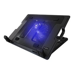 Supporto storage Eminent - Notebook stand   1 large silent fan