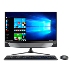 PC All-In-One Lenovo - 720-24ikb - all-in-one - core i5 7400 3 ghz - 8 gb - 1.256 tb f0cm004yix