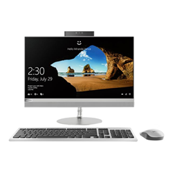 Image of PC All-In-One 520-22iku - all-in-one - core i3 7020u 2.3 ghz - 4 gb - 1 tb f0d500ltix