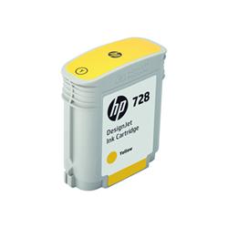 Cartuccia HP - 728 - giallo - originale - designjet - cartuccia d'inchiostro f9k15a