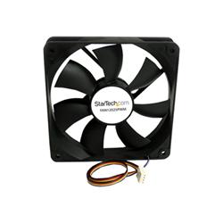 Ventola Startech.com ventola per case, connettore pwm (pulse width modulation) 120x25mm