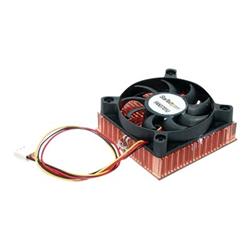 Image of Ventola Startech.com ventola cpu con socket / zoccolo 60x10mm 1u con dissipatore termic