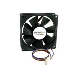Ventola Startech.com ventola per case, connettore pwm (pulse width modulation) 80x25mm