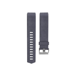 Braccialetto Fitbit - Braccialetto in pelle Charge 2 Indaco L