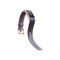 Sportwatch Fitbit - CHARGE 2 LAVANDA ORO ROSA - Tg.L
