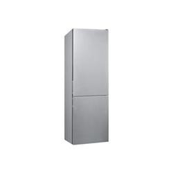Frigorifero Smeg - FC182PXN Combinato Classe A++ 59.5 cm No Frost Acciaio inossidabile