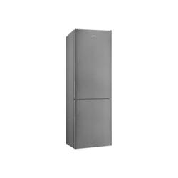 Frigorifero Smeg - FC202PXN Combinato Classe A++ 59.5 cm No Frost Acciaio inossidabile