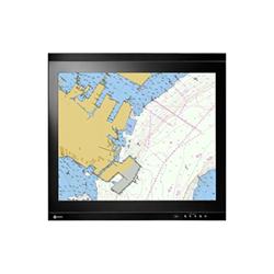 "Écran LED EIZO DuraVision FDS1904 - Marine - écran LED - 19"" - fixe - 1280 x 1024 - VA - 590 cd/m² - 2000:1 - 20 ms - DVI-D, VGA - noir"