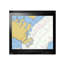 "Écran LED EIZO DuraVision FDS1904T-OP - Marine - écran LED - 19"" - cadre ouvert - écran tactile - 1280 x 1024 - VA - 590 cd/m² - 2000:1 - 20 ms - DVI-D, VGA - noir"