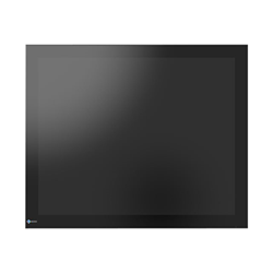 """Écran LED EIZO DuraVision FDS1921T-F - Sans socle - écran LED - 19"""" - cadre ouvert - écran tactile - 1280 x 1024 - TN - 450 cd/m² - 1000:1 - 5 ms - DVI-D, VGA, DisplayPort - haut-parleurs - gris"""