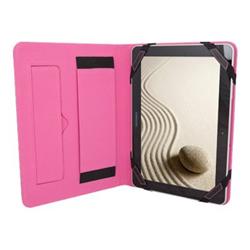 Borsa Folio case universal 10'' rose copertura protettiva per tablet fol12uf