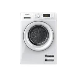 Asciugatrice Whirlpool - FT M11 82WSY IT Classe A++ 8 Kg Profondità 64.9 cm Pompa di calore