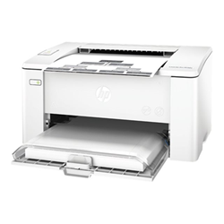 Imprimante laser HP LaserJet Pro M102a - Imprimante - monochrome - laser - A4/Legal - 1200 ppp - jusqu'à 22 ppm - capacité : 150 feuilles - USB 2.0