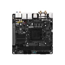 Motherboard Gigabyte - Ga-h270n-wifi s1151 h270 mitx