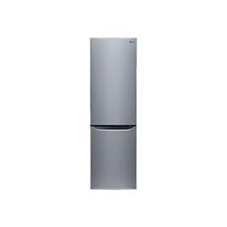 Réfrigérateur LG GBB539PZCWS - Réfrigérateur/congélateur - pose libre - largeur : 59.5 cm - profondeur : 68.6 cm - hauteur : 190 cm - 318 litres - congélateur bas - classe A+ - inox brillant