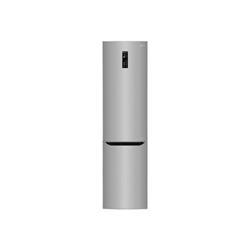 Réfrigérateur LG GBB60PZFZS - Réfrigérateur/congélateur - pose libre - largeur : 59.5 cm - profondeur : 70.1 cm - hauteur : 201 cm - 343 litres - congélateur bas - Classe A++ - acier brillant